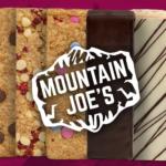 Mountain Joe's - White Chocolate Raspberry Protein Flapjack
