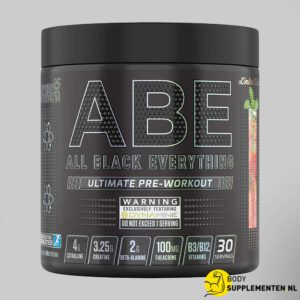 Ultimate ABE Pre-Workout van Applied Nutrition (315G)