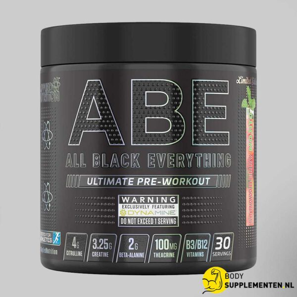 Ultimate ABE Pre Workout van Applied Nutrition (315G)