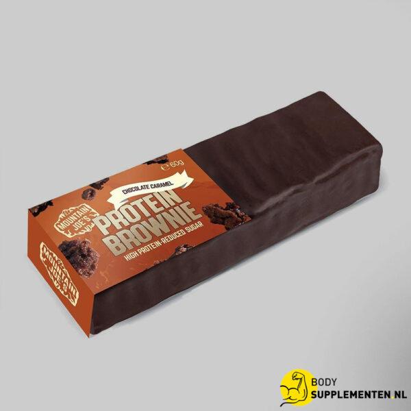 Mountain Joe's - Chocolate Caramel Protein Brownie