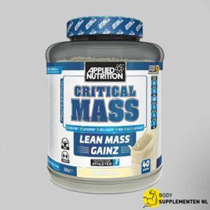 Applied Nutrition Critical Mass – 2.4 Kg