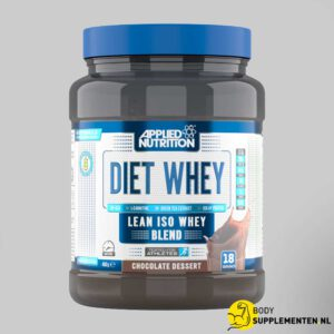 DIET WHEY CHOCOLATE DESSERT