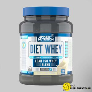 DIET WHEY VANILLA CREAM