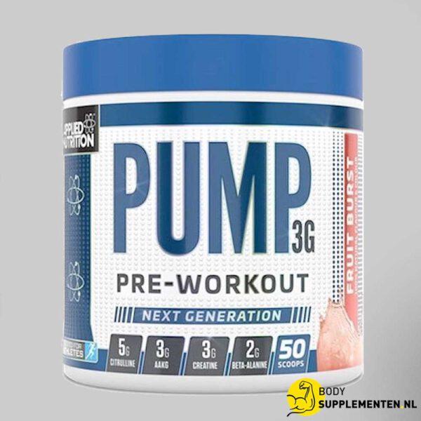 Applied Nutrition Pump 3G Pre-Workout