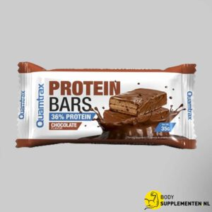 Quamtrax Nutrition Protein Bar - 35 Gram - Chocolate
