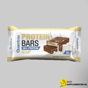 Quamtrax Nutrition Protein Bar - 35 Gram - Yoghurt