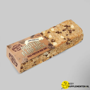 Mountain Joe's - Cookie Dough Latte Protein Flapjack