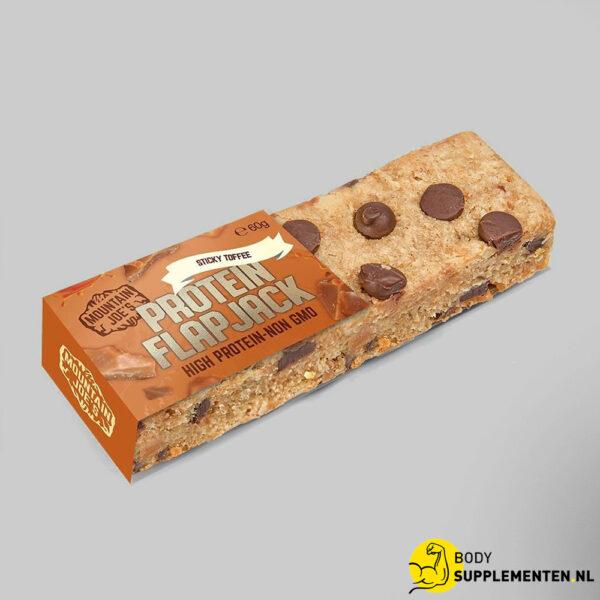 Mountain Joe's - Sticky Toffee Protein Flapjack
