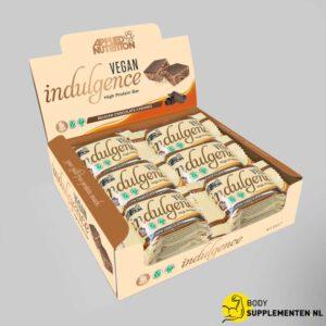 Vegan Proteine repen 50G Belgian Dark Chocolate