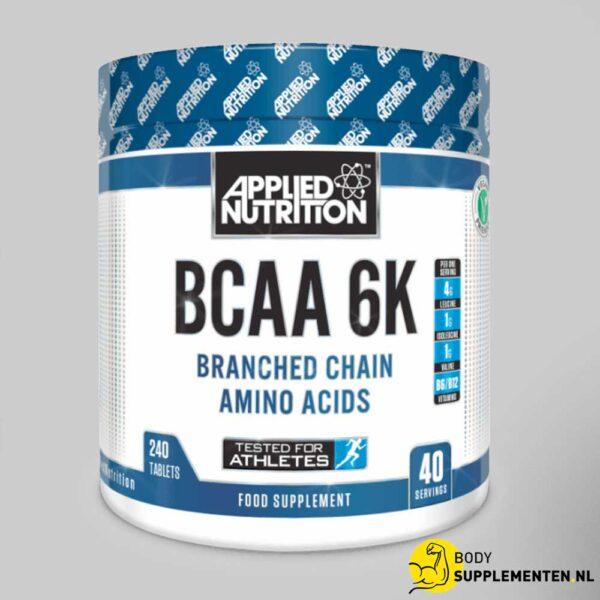 Applied Nutrition BCAA 6K – 240 Tabletten