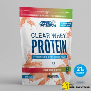 Applied Nutrition Clear Whey Protein – 875 Gram