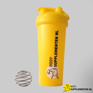 Bodysupplementen Shaker - 600ML